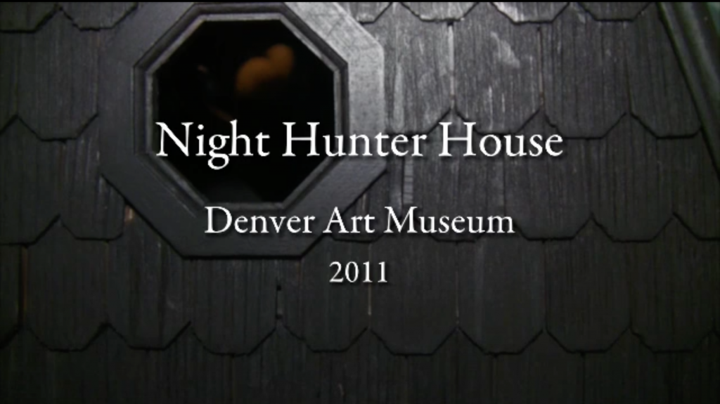 Night Hunter Exhibition Denver Art Museum